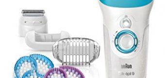 Epilatore Braun Silk Epil 9-961 SkinSpa Wet & Dry: recensione e offerta Amazon