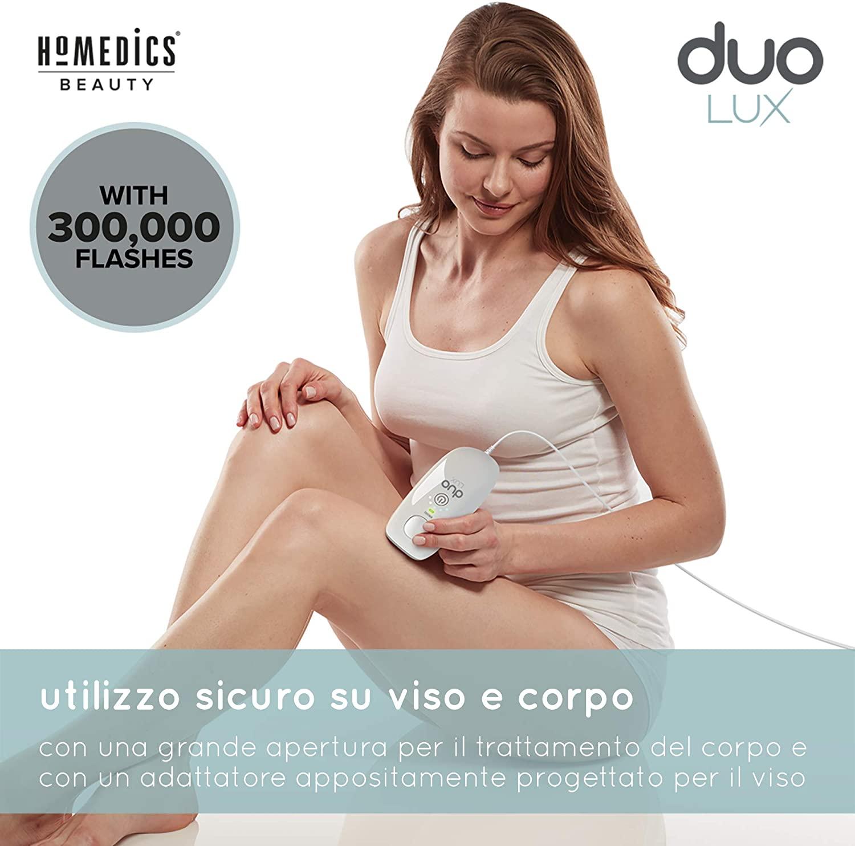 Homedics Duo Lux opinioni