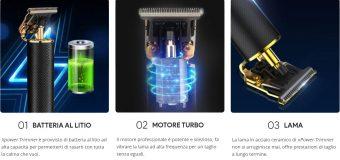 xPower Trimmer: recensione, prezzo e offerta del miglior depilatore uomo